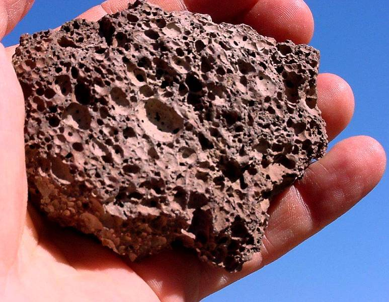 đá núi lửa