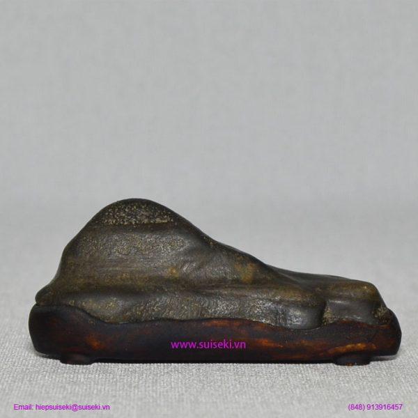 đá cảnh nghệ thuật hình núi