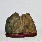 đá cảnh nghệ thuật núi thác
