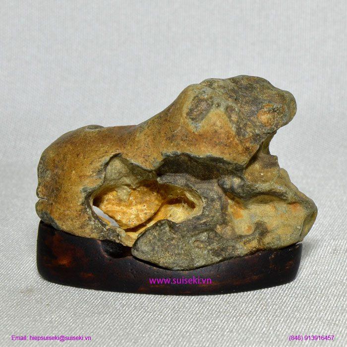 đá cảnh hang động